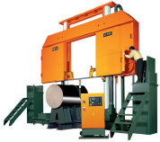 COSEN  Billet  Saws, Gantry  Type - Dual  Column
